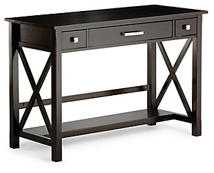 "Simpli Home Kitchener Contemporary 47"" Writing Desk, , large"