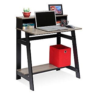 Simplistic A Frame Computer Desk, , rollover