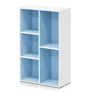 Luder 5-Cube Reversible Open Shelf, , large