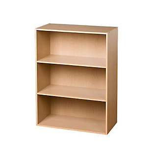 Pasir 3-Tier Open Shelf, , large