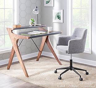 LumiSource Archer Desk, , rollover
