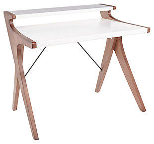 LumiSource Archer Desk, , large