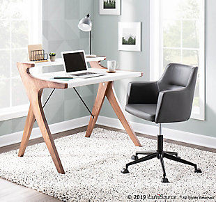 LumiSource Archer Desk, , rollover