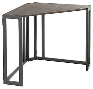 LumiSource Roman Corner Desk, , large