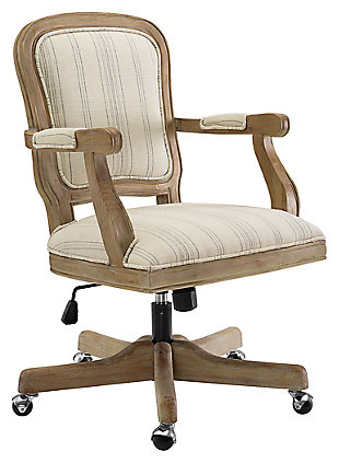 Linon Cam Office Chair, , large