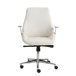 Euro Style Bergen Low Back Office Chair, , large