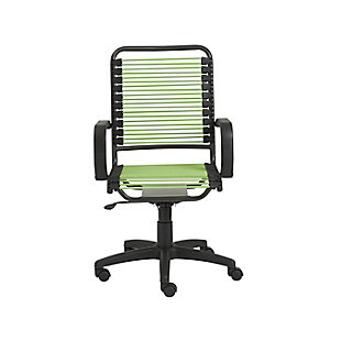 Euro Style Bradley High Back Bungie Office Chair, , rollover