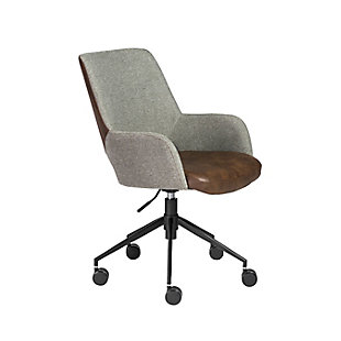 Euro Style Desi Tilt Office Chair, , large