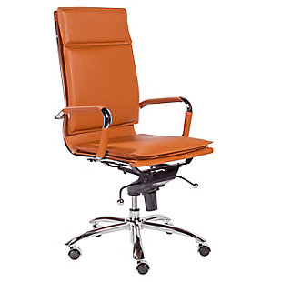 Euro Style Gunar Pro High Back Office Chair, , large