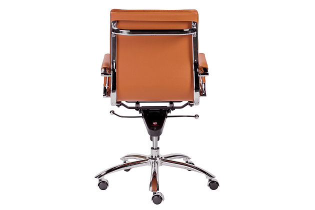 Euro Style Gunar Pro Low Back Office Chair, , large