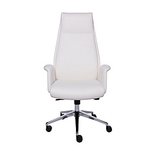 Euro Style Ilario High Back Office Chair, , rollover