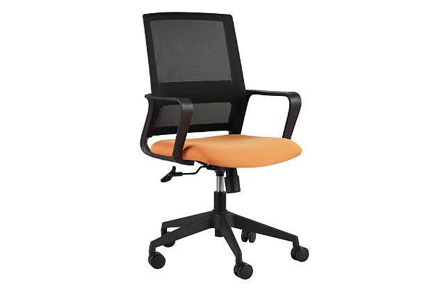 Euro Style Livia Office Chair, , large