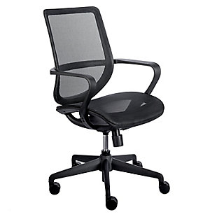 Euro Style Megan Office Chair, , large