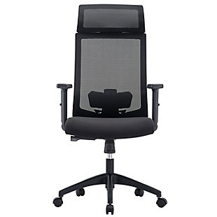 Euro Style Newton High Back Office Chair, , rollover