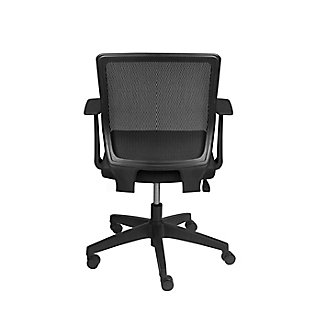 Euro Style Osmond Low Back Office Chair, , rollover