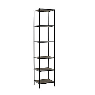 Crosley Jacobsen Narrow Etagere, , large