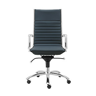 Euro Style Dirk High Back Office Chair, , rollover