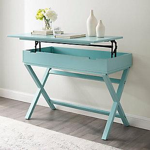 Linon Piper Lift Top Desk, , rollover