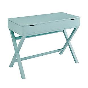 Linon Piper Lift Top Desk, , large