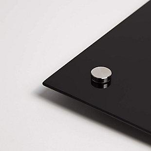 "U Brands 35"" x 23"" Frameless Glass Dry Erase Board, , large"