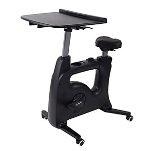 FlexiSpot V9 Desk Bike, , rollover