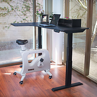 FlexiSpot V9 Under-Desk Bike, , rollover