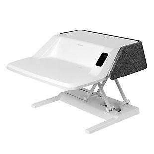 "FlexiSpot Motorized 25"" Sit-Stand Desk Converter, , large"
