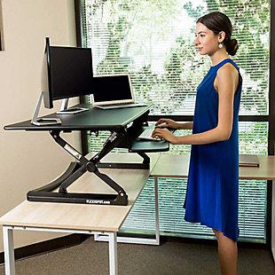 "FlexiSpot 47"" Sit-Stand Desk Converter, , rollover"