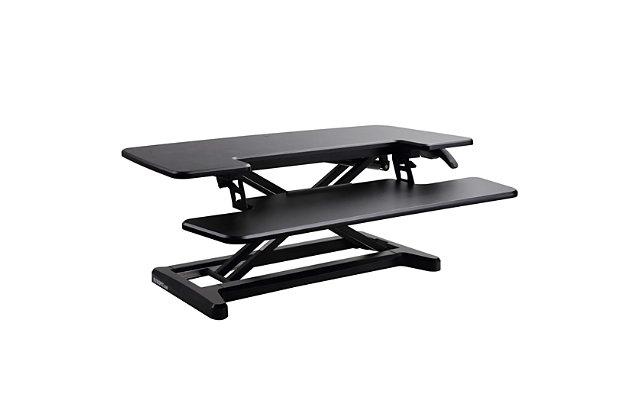 "FlexiSpot 35"" Sit-Stand Desk Converter, , large"