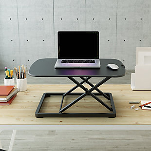 "FlexiSpot 27"" Sit-Stand Desk Converter, , rollover"