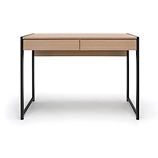 OFM Essentials Collection ESS-1002 2-Drawer Office Desk, , rollover