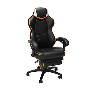 OFM Fortnite Omega-Xi Gaming Chair with Footrest, , large