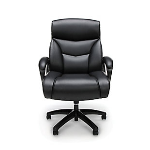 OFM Essentials Collection ESS-6040 Big & Tall Executive Bonded Leather Chair, , rollover