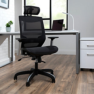OFM 525 Core Collection Full Mesh Office Chair with Headrest, , rollover