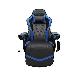 RESPAWN 900 Racing Style Gaming Recliner, Blue, large