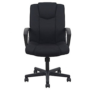 OFM Essentials Collection ESS-3080 Mid-Back Swivel Upholstered Task Chair, , rollover