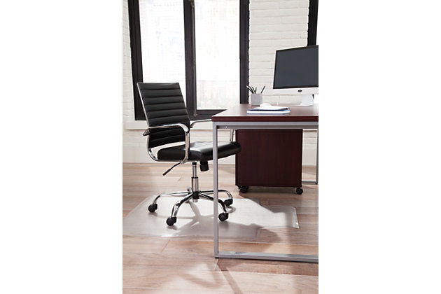 """OFM Essentials Collection ESS-8800HF 36"""" x 48"""" Hard Surface Chair Mat, , large"""