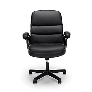 OFM Essentials Collection ESS-6025 Bonded Leather Executive Manager's Chair, , rollover