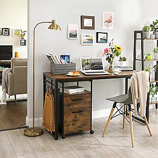 """Vasgale Alinru 55"""" Computer Desk, , rollover"""