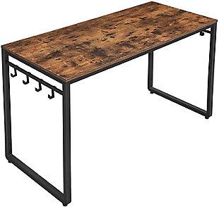 "Vasgale Alinru 55"" Computer Desk, , large"