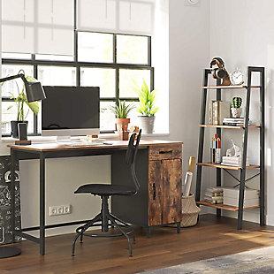 Vasgale Vincyer Computer Desk, , rollover