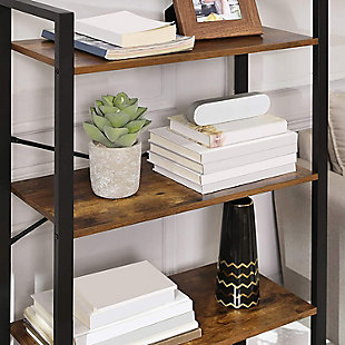 Vasgale 4-Tier Industrial Storage Shelving, , large