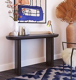 TOV Furniture Braden Brown Desk/Console Table, , rollover