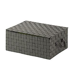 Hinged Lid Storage Box, , large