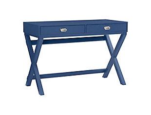 Piper 2-Drawer Writing Desk, , large