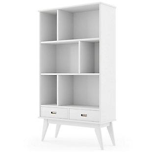 "Draper 64"" Wide Bookcase and Storage Unit, , large"