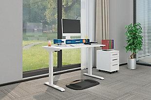 """FlexiSpot Height Adjustable Desk 48"""", , rollover"""