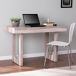 Laskey Faux Marble Writing Desk, , rollover