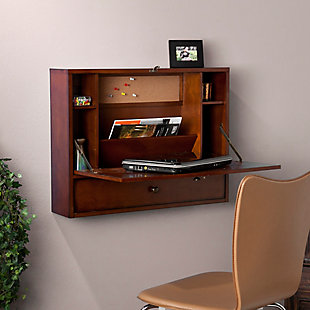 Ken Wall Mount Laptop Desk, , rollover
