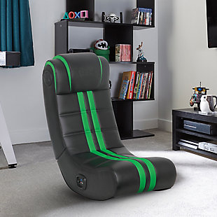 X Rocker SE+ 2.0 Bluetooth Foldable Rocking Video Gaming Chair, , rollover